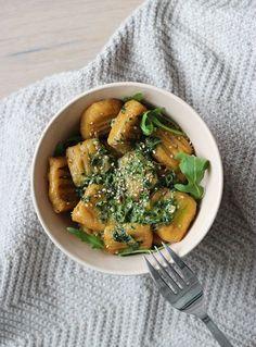 Gnocchis de patate douce - Mango & Salt by Victoria