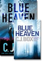 """It's hard, all right. But maybe a man can live with himself if he makes the right decisions. If he does what he knows is right. Things may not work out, but at least he can live with himself."" - Blue Heaven, by C.J. Box"
