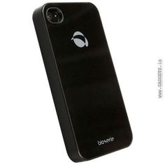 Krusell Glass Cover for Apple iPhone 4, Apple iPhone 4S Black (89641)