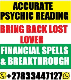 PSYCHIC POWERS & LOVE READINGS ⦁ Are you in a bad relationship/marriage?Get psychic reading and love spells that can help you to overcome all your lost love problems How To Get Boyfriend, Boyfriend Girlfriend, Bring Back Lost Lover, Bring It On, Physic Reading, Life Falling Apart, Lost Love Spells, Love Problems, Psychic Powers