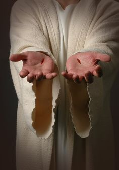 """Zechariah 13:6, """"And one shall say unto him, what are these wounds in thy hands? Then he shall answer, Those with which I was wounded in the house of my friends."""" All of a sudden 2000 years of blindness is going to peel right off the minds of the Jews. """"You're JESUS!"""" I hear them say, """"Im Jesus"""" He responds. Talk about repentence. And Jesus forgives them."""