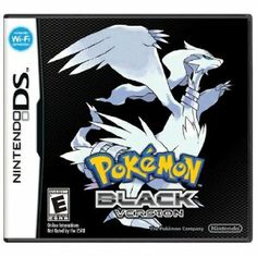 Pokemon - Black Version (Video Game)  http://www.amazon.com/dp/B004EW2PC6/?tag=iphonreplacem-20  B004EW2PC6
