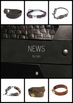 News for HIM / Shopping.