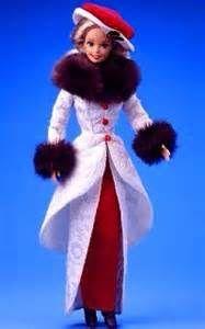 14106-Holiday Memories Barbie (Hallmark)