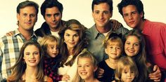 Finally, we have a Full House reunion .... sort of.