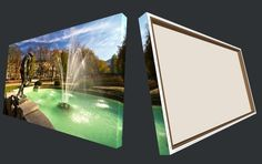 Garden Canvas Prints | Canvas Prints Blog by Miracle Canvas