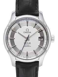 Omega De Ville Hour Vision 431.33.41.21.02.001