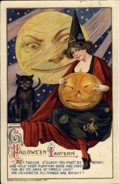 Old Halloween   Halloween Night: Vintage Halloween