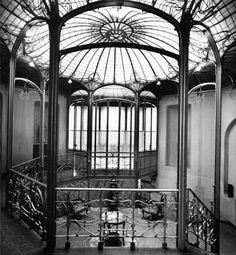 Hôtel van Eetvelde Brussels Belgium by Victor Horta. via Classy Bro