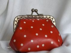 1970-1979. Change purses, we all had to have these for school.