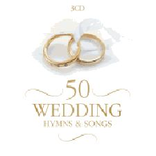 50 Song for Weddings does what it says on the CD: bringing together a brilliant collection of modern worship classics, and older standout hymns that work wonders in wedding services, receptions and celebrations. With 3 CDs, the first CD offers up Traditional Hymns, while the second CD is made up of contemporary songs and the third CD contains instrumental tracks. These songs have all been carefully selected to help share the Christian message in a powerful, accessible way.