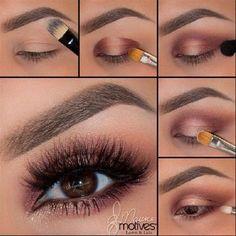 Nice make-up step by step as please Nice make-up step by step D .Nice make-up step by step as please Nice make-up step by step D . - Eye make-up - # for Pretty Makeup, Love Makeup, Makeup Tips, Makeup Ideas, Gorgeous Makeup, Makeup Hacks, Makeup Trends, Simple Makeup, Makeup Style