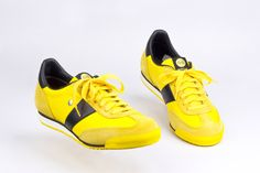 BOTAS 66 Construct New Construction, Sport, Yellow, Classic, Sneakers, Stuff To Buy, Collection, Design, Fashion