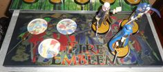 Fire Emblem Style Amiibo Display Stand Holds by SmartAlecGameGear