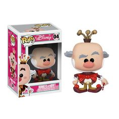 Funko POP Disney: Wreck It Ralph King Candy Vinyl Figure FunKo http://www.amazon.com/dp/B00ACHS9JU/ref=cm_sw_r_pi_dp_CDimub1110V3K