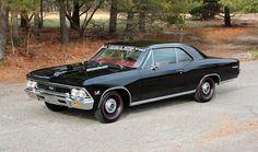 1966 Chevy Chevelle SS.....understated badass