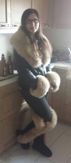 924 Best Fur 29 Images Fur Fur Coat Fashion