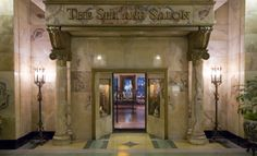 One of the best ways to treat yourself in Denver is at the Brown Palace. The spa is still in the same space it originated in 1892. #Denver #Spa