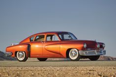 Tucker 48, an interesting car but not a commercial success, with a total production run of only 51 cars.
