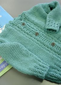 Casaco Creativa - COM RECEITA Baby Knitting, Crochet Baby, Knit Crochet, Knit Baby Sweaters, Crochet Squares, Knitted Hats, Crochet Patterns, Wool, Fashion