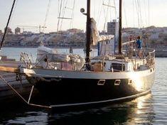 1856 Palma de Mallorca Goleta clasica, Spain - boats.com Cheap Boats, Alicante Spain, Fresh Water Tank, Boats For Sale, Sailboats, Yachts, Sailing, Deck, Explore
