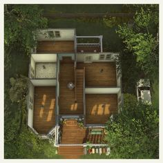 Sims 4 House Plans, Sims 4 House Building, House Floor Plans, The Sims 2, Sims Four, Sims 3, Sims 4 Houses Layout, House Layouts, Sims Freeplay Houses