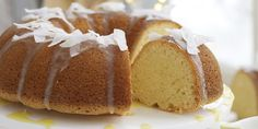 Recipe for White Chocolate and Coconut Cake