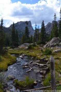 Rocky Mountains. Always a Colorado Girl