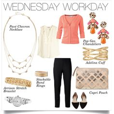 Wednesday Workday with Stella and Dot | Available at www.stelladot.com/sarahtaliaferro