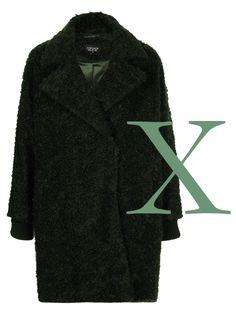 Fall Fashion Trends A to Z: mohair boyfriend coat