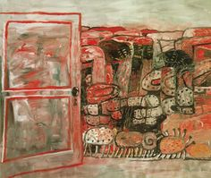 Philip Guston, Entrance, 1979