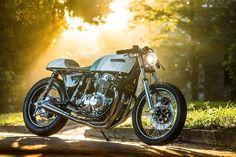 Honda CB 750 K Cafe Racer by J.Webster Design #motorcycles #caferacer #motos | caferacerpasion.com