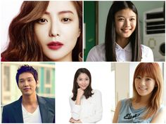 """MBC has announced the star-studded cast of its upcoming Wednesday-Thursday drama, """"Angry Mom,"""" which is set in a school environment. The lead roles will be played by Kim Hee Sun, Kim Yoo Jung, Ji Hyun Woo,After School's Lizzy, and Oh Yoon Ah. Whilesome reports suggest that B1A4&#..."""