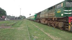 Pakistan Railways Premier Train Karakoram Express At Shahdara Bagh Junction Pakistan Railways, Train Journey, Travel, Viajes, Destinations, Traveling, Trips