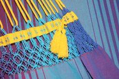 Gemaakt door onze favoriete Braziliaanse wevers!