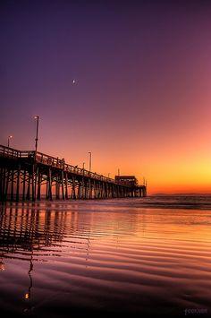 Newport Beach, California...