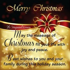 (Latest) Merry Christmas Wishes, Quotes & Greetings Messages 2019 Best Merry Christmas Wishes, Christmas Quotes For Friends, Merry Christmas Pictures, Christmas Blessings, Christmas Messages, Christmas Post, Christmas Cards, Xmas, For Facebook