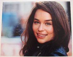 Emilia Clarke Autographed Signed 11X14 Video Proof COA 'Daenerys'