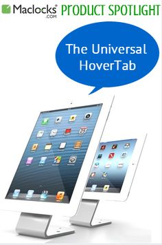 Product Spotlight - The Universal HoverTab Solution! Any tablet you have, this is the solution for you.