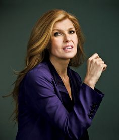 """Connie Britton Is a Late Bloomer: """"That Britton of all people would be asked to play a character whose life seemed to fall apart at 40 struck her as almost perverse. 'That's not even who I represent as an actor,' she said, sitting back in her seat. 'My life started being awesome five years ago.'"""""""