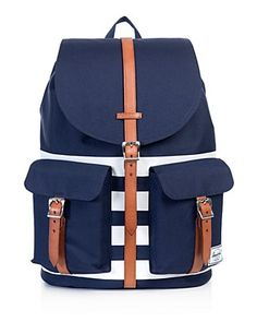 Stripes & Straps--Herschel Dawson Backpack