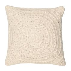 Kosas Home PL91426 Evelyn 20-in x 20-in Pillow