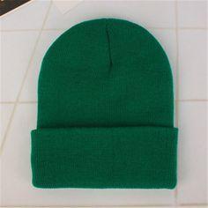 bfd0c551ed2 2018 Spring Beanies Woolen Cap Men Winter Hat For Women Solid Skullies Hip  Hop Hats Autumn Casual Unisex Knit Beanie Warm Caps