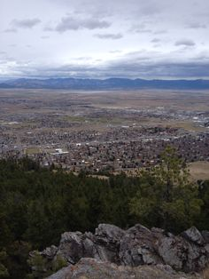View from the top of Mt Helena. Big Sky Country, Montana, This Is Us, Community, History, City, Top, Historia, History Activities
