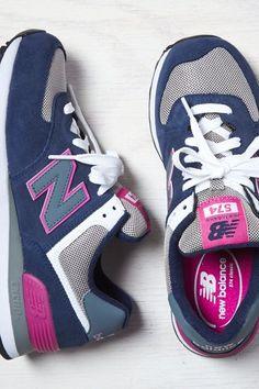 4ae924d5b AEO Women's New Balance 574 Sneaker (Navy) New Balance Sneakers, New Balance  Shoes