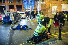 manchester; photograph captured by joel goodman that resembles a beautiful painting