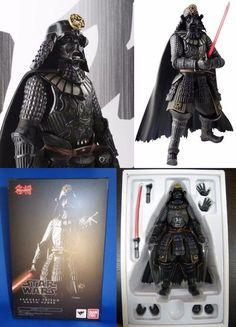 Star Wars The Movie Figure MOVIE REALIZATION Samurai daisho Darth Vader Bandai