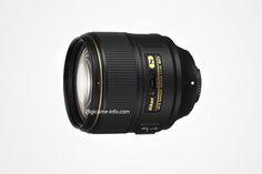 Nikon is Building a New 105mm f/1.4 Lens