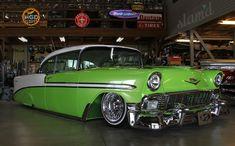 Fit Kustomz 1956 Chevy