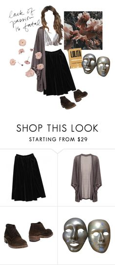 """""""show must go on"""" by indiehippie ❤ liked on Polyvore featuring Moma"""
